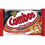 Combos Pepperoni Pizza Cracker Red 48,1g