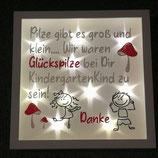 "Bel. Bilderrahmen "" Kindergarten"""