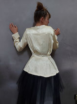 "VESTE TULLE CHAMPAGNE ""LITTLE CREATIVE FACTORY"""