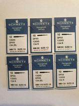 (0,47€/St) 10 Stück Nähmaschinennadeln von Schmetz Stärke 70 bis 120 Auswahl NEU