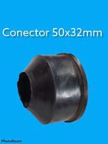 Conector cespol para lavabo 50x32mm (empaque con 50pzas)