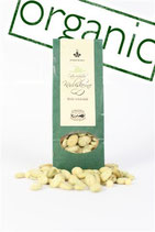 80g Organic Pumpkin Seeds White Chocolate