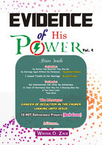Evidence Of His Power Vol.4