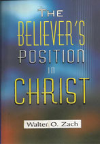 Believer's Position in Christ