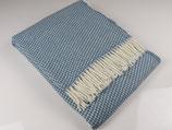 Baumwolldecke Florenz, Blau