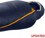 Mammut Sphere Down 3-Season, 180 cm, Zipper links