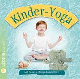 Kinderyoga | Yoga mit dem Kuscheltier