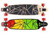 Shapes Twin Tip Longboard