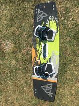 KSP SHARK 2017 (137cm)  Freeride/Freestyle komplett wie abgebildet