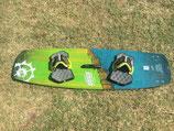 Slingshot Crisis 137cm (gebrauchtes Board in ausgezeichnetem Zustand)