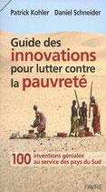 Guide des innovations pour lutter contre la pauvreté