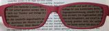Der Klammeraffe® als Lese-Sonnenbrille