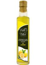 Olivenöl mit Zitrone  (Valle degli Ulivi-Gardasee Italien) Inhalt 250ml