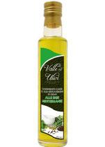 Olivenöl mit Mediteranen Kräutern (Valle degli Ulivi-Gardasee Italien) Inhalt 250ml