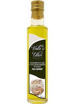 Olivenöl mit Knoblauch (Valle degli Ulivi-Gardasee Italien) Inhalt 250ml