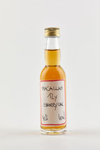 4cl. Sample Macallan 12y Sherry oak