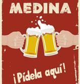Cata cervezas Medina