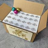 Calendario de Adviento. Caja de cartón. 24 cervezas diferentes