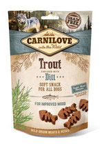 Carnilove Soft Snack Forelle mit Dill 200g