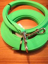 Schleppleine Beta Biothane 16mm/10m - grün