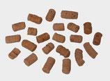 Sensic' Strauss - Weizenfreie Biscuits für Hunde