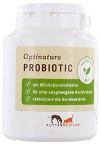 Futtermedicus Optinature Probiotic 120 Stk.