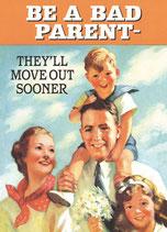 Bad Parent - Magnet