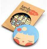 Momiji Mirror I - Handtaschenspiegel