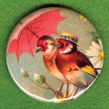 Vogelpaar - Magnet