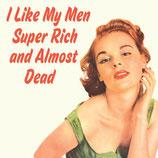 I Like Men - Untersetzer
