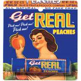 Get Real Peaches - Pfirsich Lippenbalsam