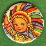 Kleiner Indianer - Magnet