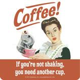 Coffee! - Untersetzer