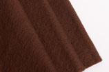 Nadelvlies Merino 120 x 25 cm - Cappuccino