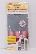 Filz-Smartphone-Hülle