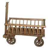 Leiterwagen 14 cm Mini-Handwagen