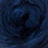 Maulbeerseide 100g Marineblau