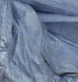 10 g Seiden-Hankies Hellblau