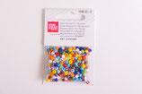Perlen/Rocaille 5mm verschiedene Farben 35g