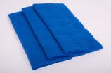 Nadelvlies 20 x 25 cm - Brillantblau