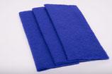 Nadelvlies 20 x 25 cm - Royalblau