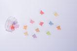 Perlen Schmetterling