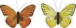 Schmetterlinge 9cm