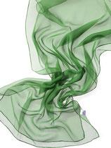Seidenschal Chiffon 3.5 - Minzgrün 180x55