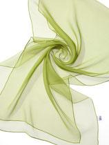 Seidenschal Chiffon 3.5 - Limone 180x55