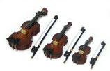 Miniatur-Geige 10cm
