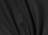 Nadelvlies Merino 120 x 25 cm - Schwarz
