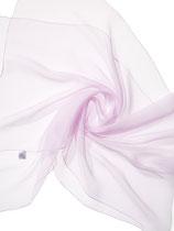Seidenschal Chiffon 3.5 - Perlrosa 180x55