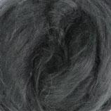 Flachsfasern Steingrau, 100g