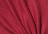 Nadelvlies Merino 120 x 25 cm - Kirschrot